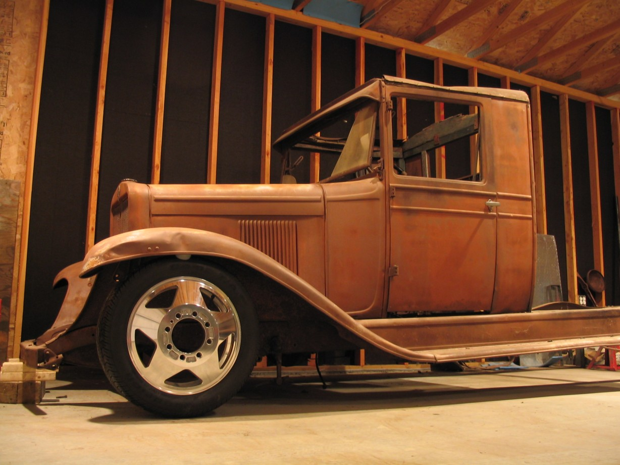 1929 Chevy street rod